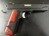 Dan Wesson Guardian Commander-Size 1911 Black 9mm 01985 - 2 of 9