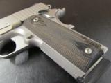 Sig Sauer Full-Size 1911 Stainless .45 ACP - 5 of 8