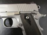 Sig Sauer Full-Size 1911 Stainless .45 ACP - 1 of 8