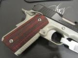 Kimber Super Carry Ultra Officer's-Size 1911 .45 ACP 3000248 - 5 of 9