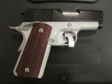 Kimber Super Carry Ultra Officer's-Size 1911 .45 ACP 3000248 - 1 of 9