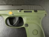 Dealer Exclusive Ruger LCP OD Green Frame .380 ACP - 4 of 8