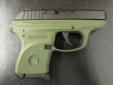 Dealer Exclusive Ruger LCP OD Green Frame .380 ACP - 2 of 8