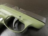 Dealer Exclusive Ruger LCP OD Green Frame .380 ACP - 6 of 8
