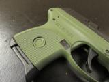 Dealer Exclusive Ruger LCP OD Green Frame .380 ACP - 3 of 8