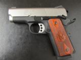 Like New Springfield EMP Enhanced Micro 1911 9mm - 1 of 10
