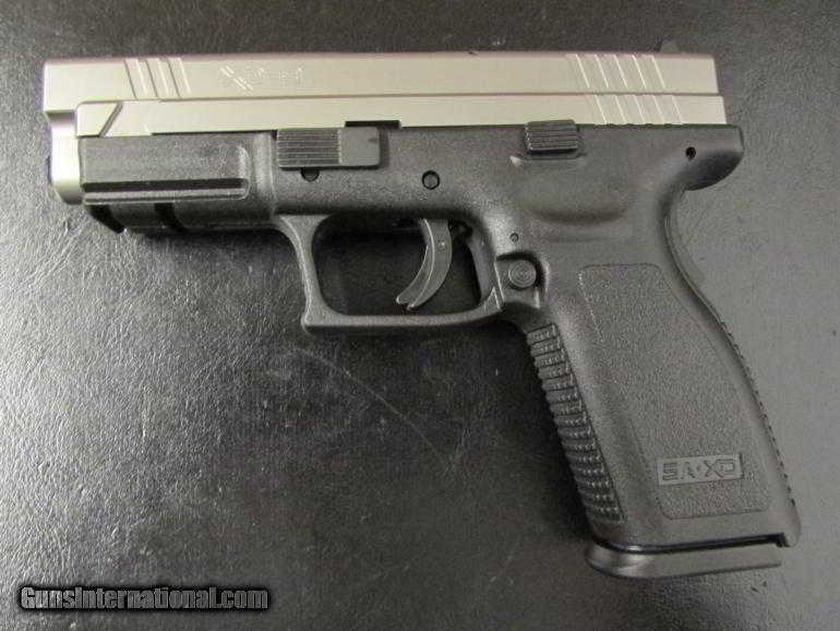 Springfield XD Package Bi-Tone 9mm Luger xd9301hcsp06 - 1 of 7