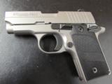 Sig Sauer P238 HD Stainless .380 ACP/AUTO 238-380-HD - 2 of 7