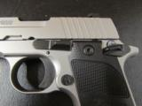 Sig Sauer P238 HD Stainless .380 ACP/AUTO 238-380-HD - 3 of 7