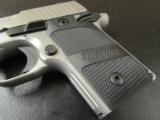 Sig Sauer P238 HD Stainless .380 ACP/AUTO 238-380-HD - 5 of 7