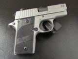 Sig Sauer P238 HD Stainless .380 ACP/AUTO 238-380-HD - 1 of 7