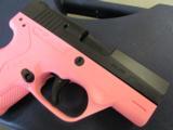 Beretta BU9 Nano 9mm Pink (Rosa) Frame JMN9S65 - 6 of 8