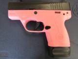 Beretta BU9 Nano 9mm Pink (Rosa) Frame JMN9S65 - 2 of 8