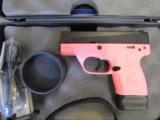 Beretta BU9 Nano 9mm Pink (Rosa) Frame JMN9S65 - 8 of 8
