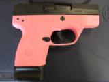 Beretta BU9 Nano 9mm Pink (Rosa) Frame JMN9S65 - 1 of 8
