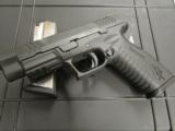 Springfield Armory XDM 4.5 .45 ACP/AUTO Black XDM94545BHC - 3 of 7