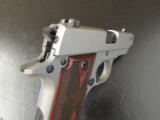 Sig Sauer P238 HDW Stainless Wood Grips .380 ACP/AUTO - 4 of 6
