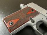 Sig Sauer P238 HDW Stainless Wood Grips .380 ACP/AUTO - 6 of 6