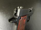 Sig Sauer P238 Rosewood Grip .380 ACP/AUTO 238-380-RG - 8 of 8