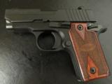 Sig Sauer P238 Rosewood Grip .380 ACP/AUTO 238-380-RG - 2 of 8