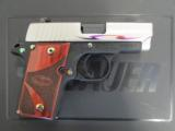 Sig Sauer P238 Rainbow/Nickel Tribal .380 ACP/AUTO - 2 of 8