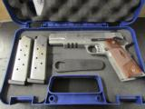 Smith & Wesson Model SW1911TA Tactical Rail .45ACP - 2 of 10