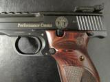 Smith & Wesson Performance Center Model 41 Target .22 LR - 2 of 7