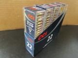 500 ROUNDS CCI MINI-MAG .22 LR 22LR CP HP - 2 of 4