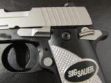 Sig Sauer P238 Tactical Laser .380 ACP with Night Sights - 6 of 9