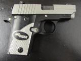Sig Sauer P238 Tactical Laser .380 ACP with Night Sights - 1 of 9
