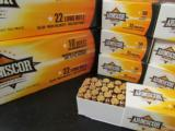 1000 ROUNDS ARMSCOR COPPER PLATED .22LR 22 LR HP - 1 of 3
