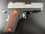 Sig Sauer 1911 Compact Ultra Two-Tone .45 ACP - 2 of 7