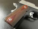 Sig Sauer 1911 Compact Ultra Two-Tone .45 ACP - 5 of 7