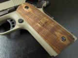 Sig Sauer 1911-22 FDE Wood Grips .22LR 22 LR - 5 of 8