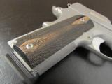 Sig Sauer Full-Size Stainless 1911 with Rail .45 ACP - 5 of 8