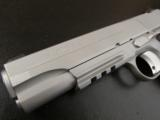 Sig Sauer Full-Size Stainless 1911 with Rail .45 ACP - 7 of 8