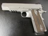Sig Sauer Full-Size Stainless 1911 with Rail .45 ACP - 2 of 8