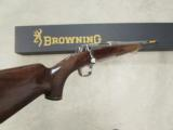 Browing X-Bolt White Gold .308 Winchester 22