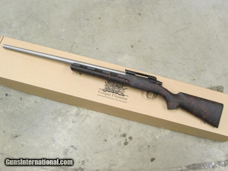 Cooper Firearms Model 54 Phoenix Heavy-Barrel .220 Swift - 1 of 12