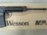 Smith & Wesson M&P15 PSX Piston-Operated AR-15 5.56 NATO - 6 of 9
