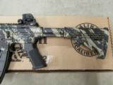 Smith & Wesson M&P15-22 Tan & Black Camo Semi-Auto .22LR - 3 of 7