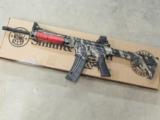 Smith & Wesson M&P15-22 Tan & Black Camo Semi-Auto .22LR - 2 of 7