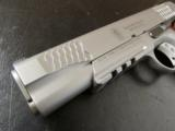 Smith & Wesson Model SW1911TA Stainless 1911 .45 ACP 151329 - 6 of 7