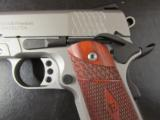 Smith & Wesson Model SW1911TA Stainless 1911 .45 ACP 151329 - 2 of 7