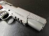 Smith & Wesson Model SW1911TA Stainless 1911 .45 ACP 151329 - 5 of 7