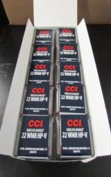 500 ROUNDS CCI MAXI-MAG HP+V 30 GR .22 MAG .22 WMR - 3 of 3