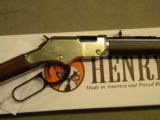 Henry Lever-Action Golden Boy .22 Magnum Rifle H004M - 3 of 5
