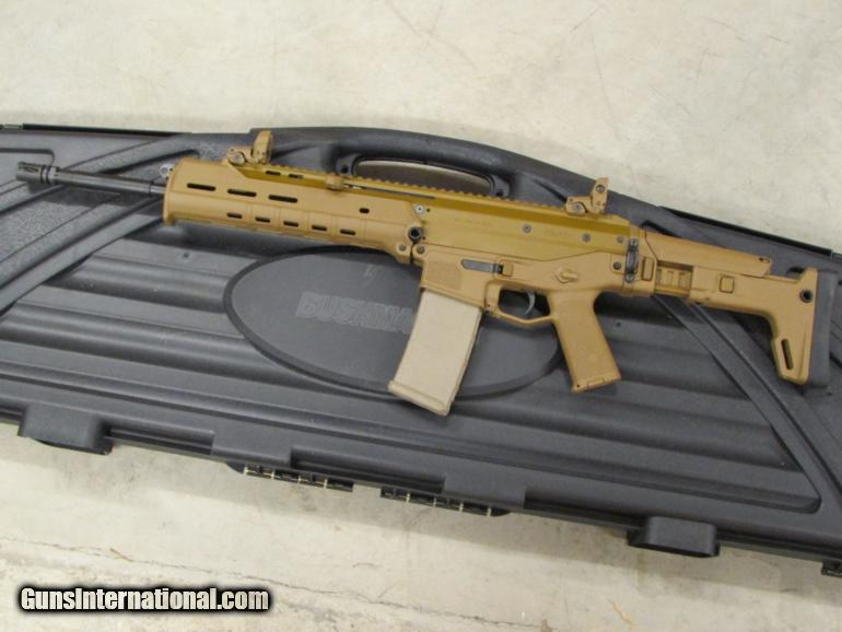 Bushmaster ACR Basic Coyote Brown MagPul Masada 5 56 NATO