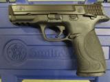 Smith & Wesson M&P9 with Thumb Safety 9mm 206301 - 3 of 8