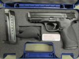 Smith & Wesson M&P9 with Thumb Safety 9mm 206301 - 1 of 8